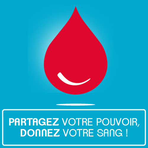 Collecte du sang