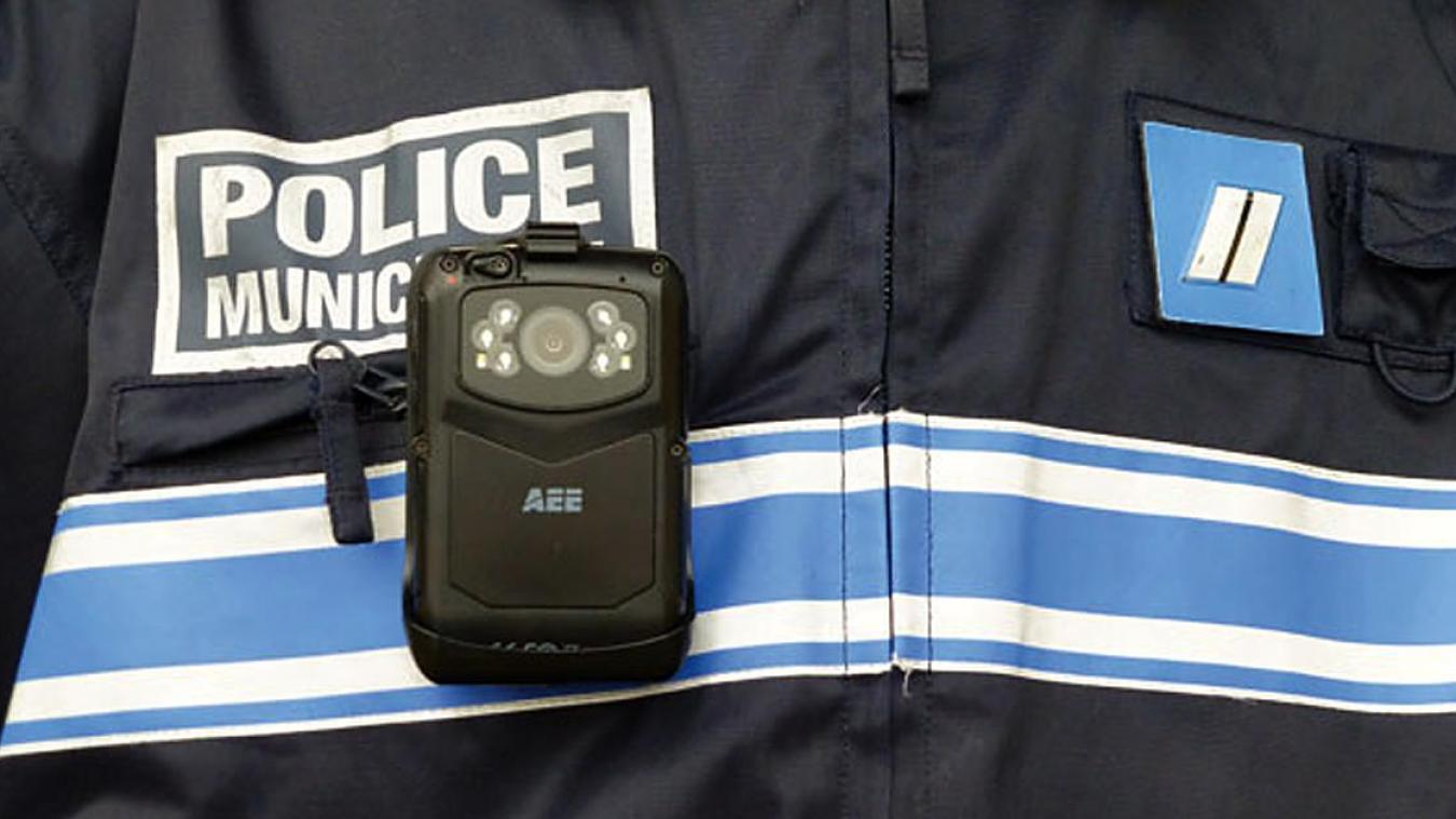 Caméras individuelles des policiers municipaux