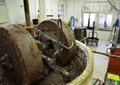 Ouverture du moulin à huile