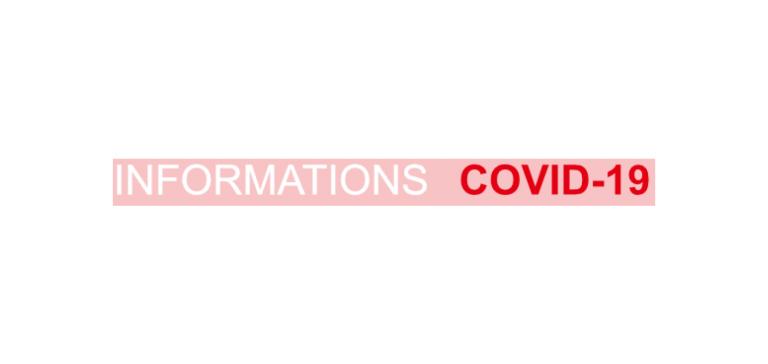 3 arrêtés préfectoraux destinés à contenir l'épidémie de Covid19