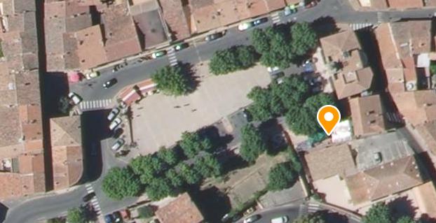 Avis d'appel public à concurrence – espace café, bar et restaurant – place du Clos (01/06/2021 au 30/09/2021)