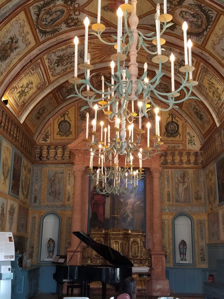 Visite de la Chapelle Saint Barthélemy