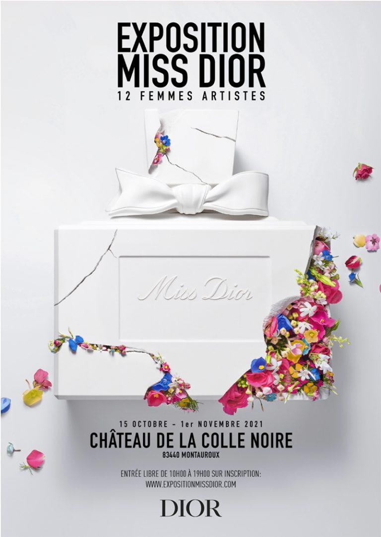 Exposition Miss Dior au Château de La Colle Noire – COMPLET
